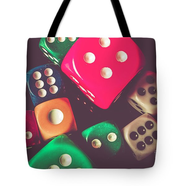 Winning Wager Tote Bag