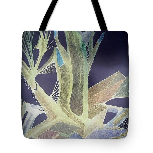 Winp 3 Tote Bag