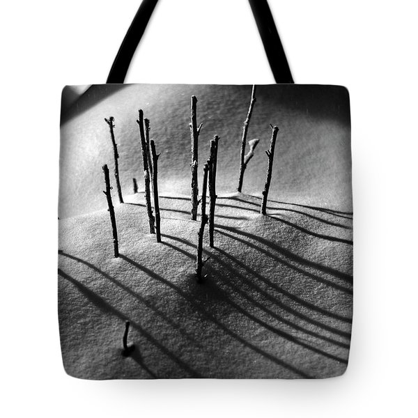 Winter 5 Tote Bag