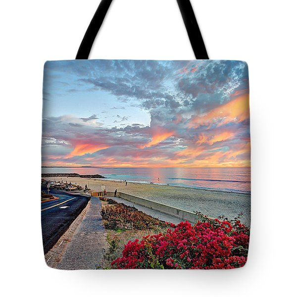 Winter At Tamarack Tote Bag
