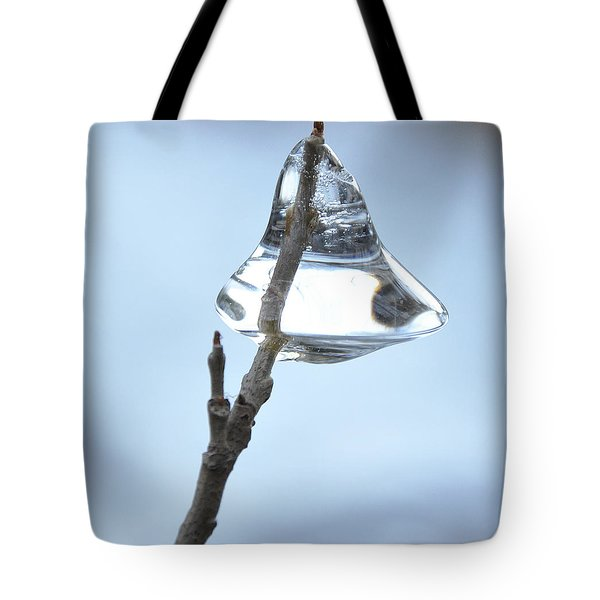 Christmas Bells Tote Bag by Glenn Gordon
