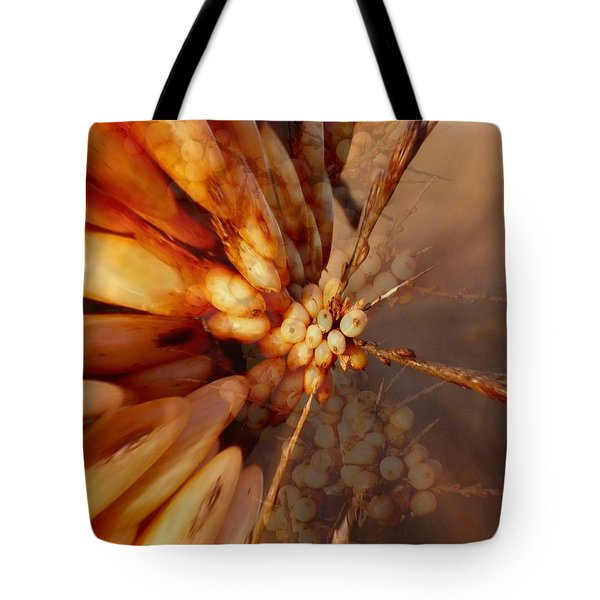 Tote Bag featuring the photograph Winter Berries by Keith Elliott