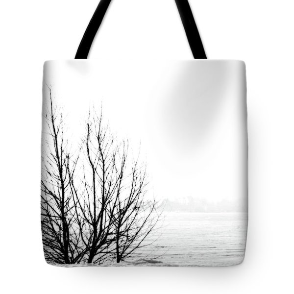 Winter Bones Tote Bag