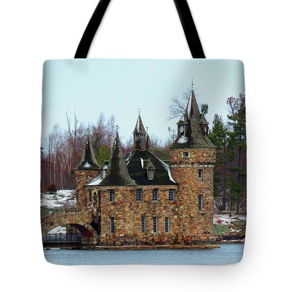 Winter Calm Tote Bag