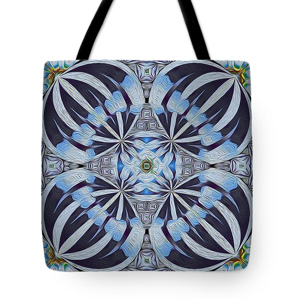 Winter Carnivale Tote Bag