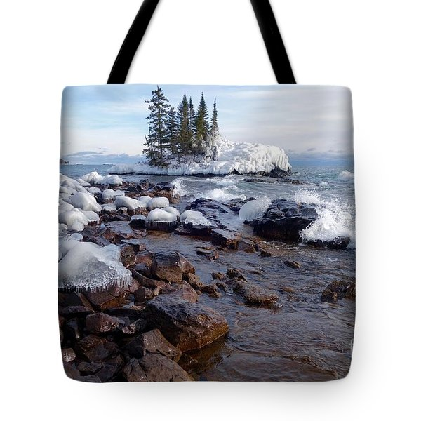 Winter Delight Tote Bag