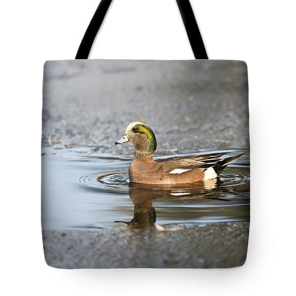 Winter Dip Tote Bag
