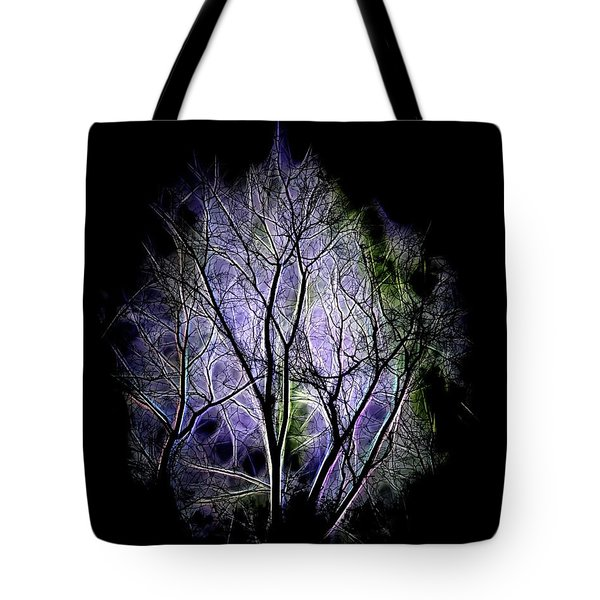 Winter Dream Tote Bag by Ludwig Keck