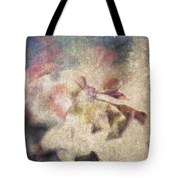 Winter Fugue Tote Bag