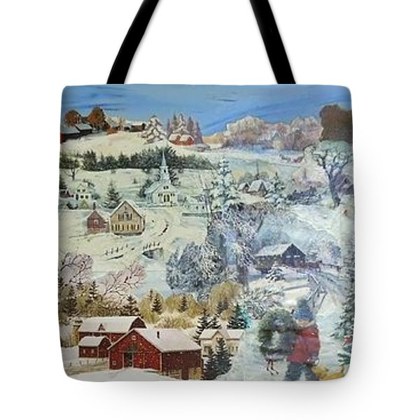 Winter Goose - Sold Tote Bag