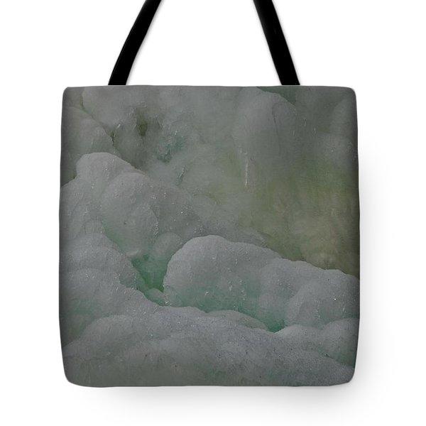 Winter Green Tote Bag
