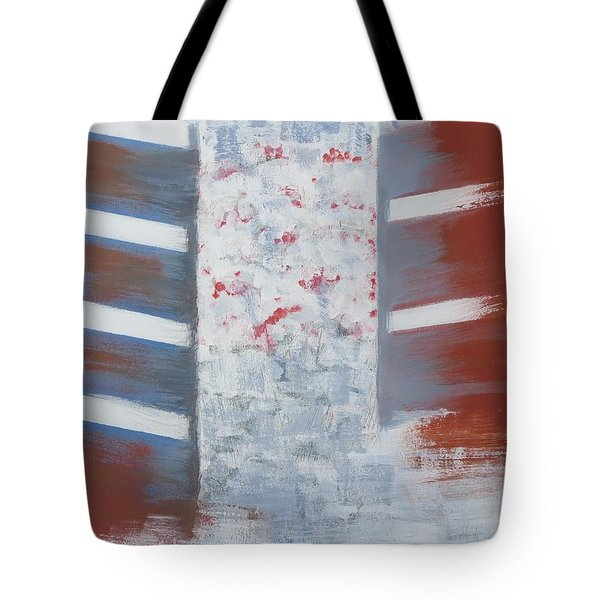 Winter In Chernogolovka Tote Bag