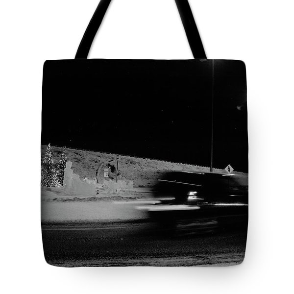Tote Bag featuring the photograph Winter In North Pole by Tara Lynn