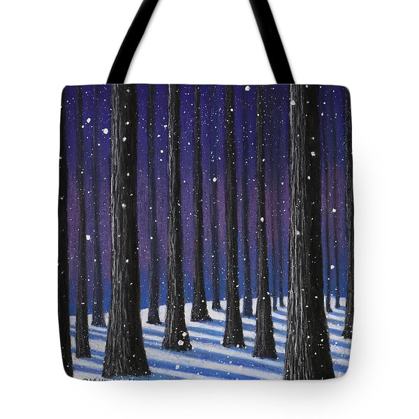 Winter Is Coming 01 Tote Bag