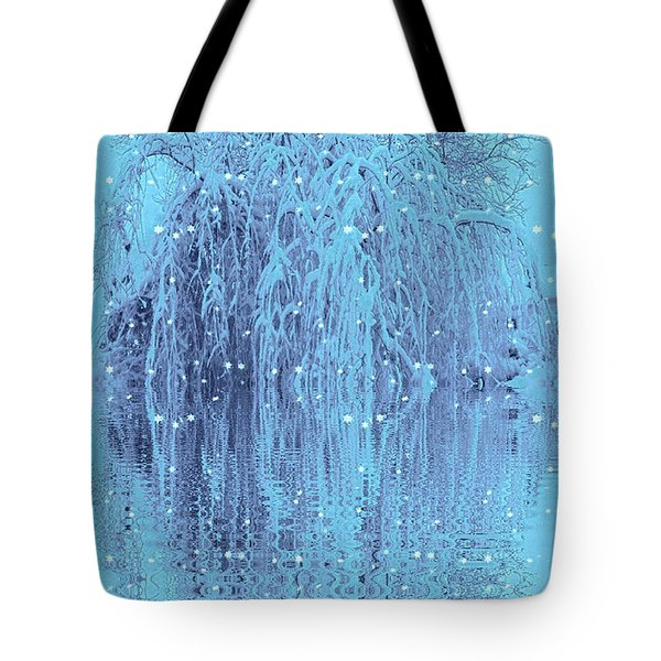 Winter Is Pretty Tote Bag