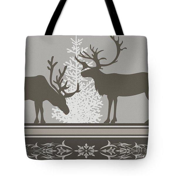 Winter Lodge-jp3472 Tote Bag