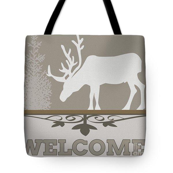 Winter Lodge-jp3473 Tote Bag