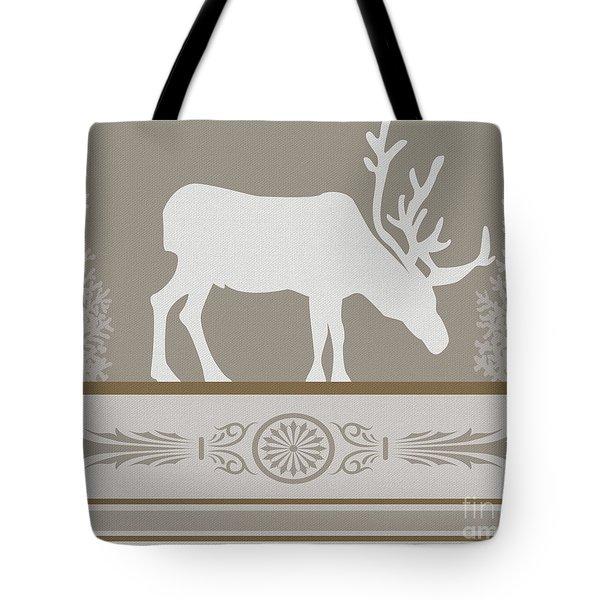 Winter Lodge-jp3474 Tote Bag