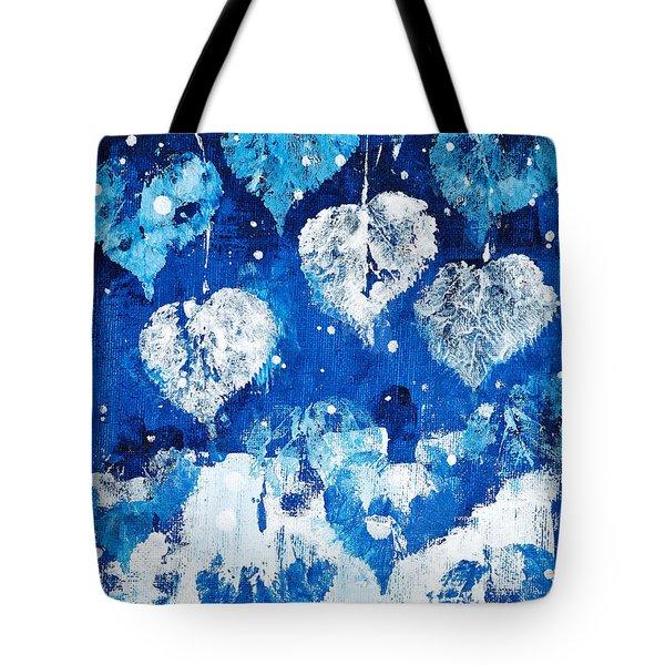 Winter Nature Tote Bag