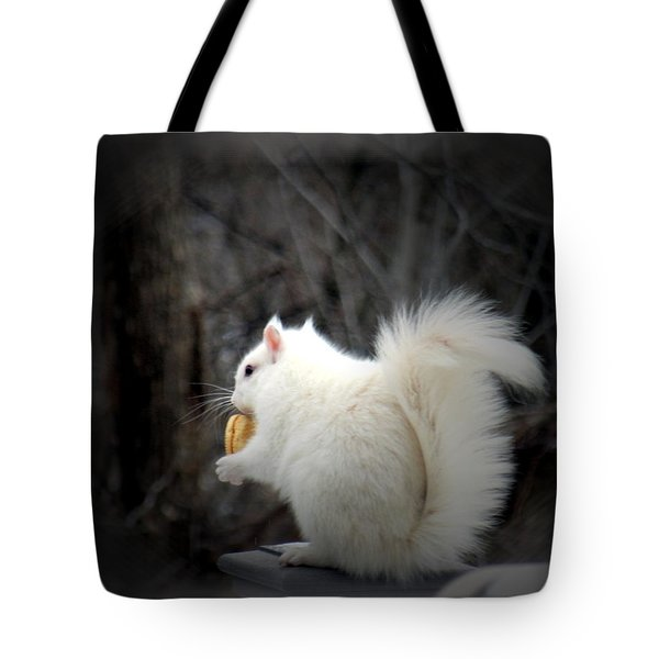 Winter Nibbles Tote Bag
