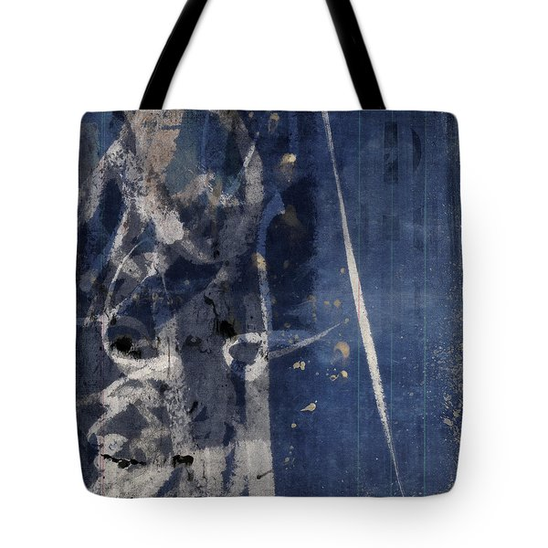 Winter Nights Series Five Of Six Tote Bag