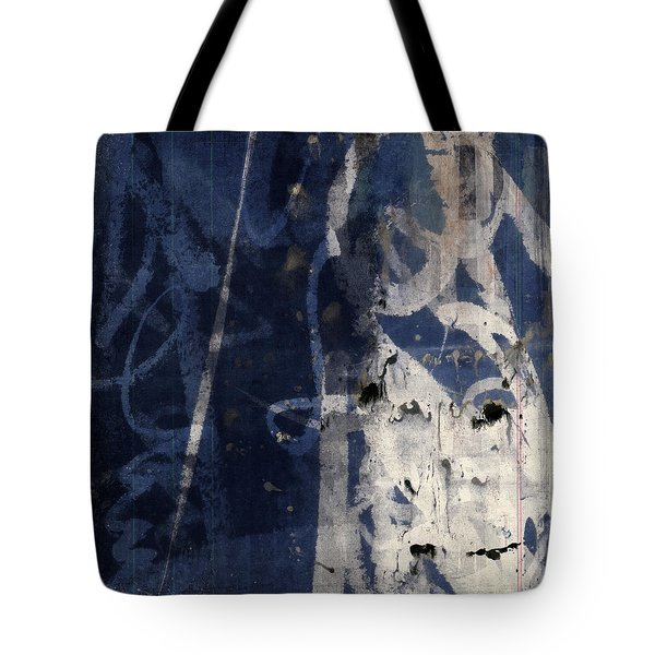 Winter Nights Series Four Of Six Tote Bag