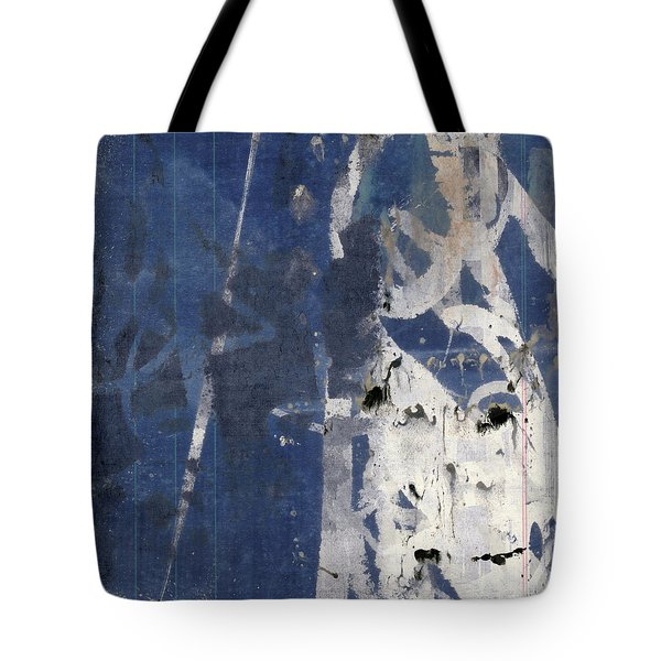 Winter Nights Series One Of Six Tote Bag