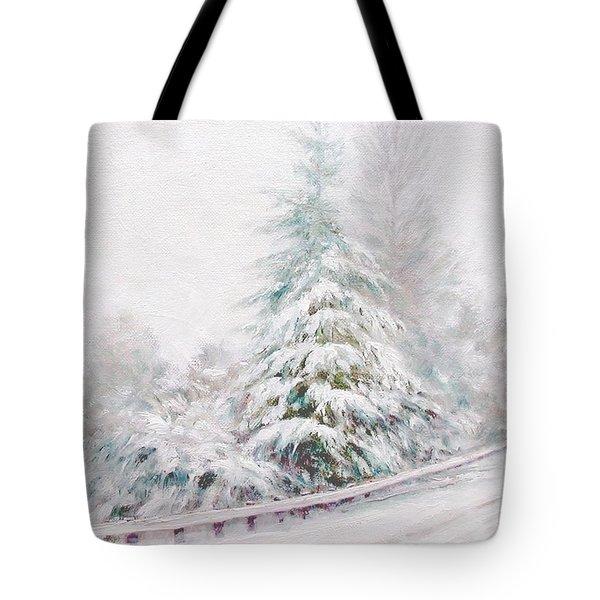 Winter Of  04 Tote Bag