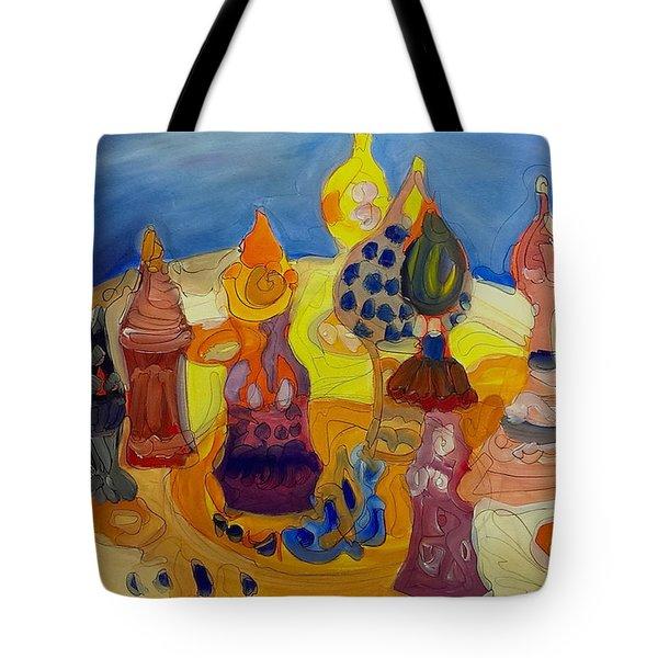 Winter Olympics, Sochi, Russia Tote Bag