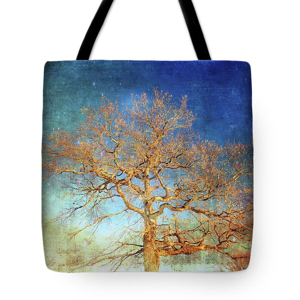 Winter Promise Tote Bag