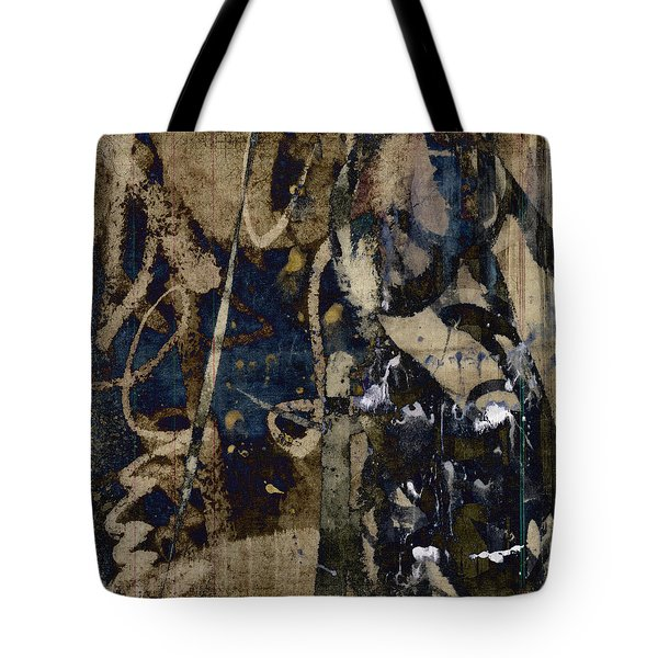 Winter Rains Series Four Of Six Tote Bag