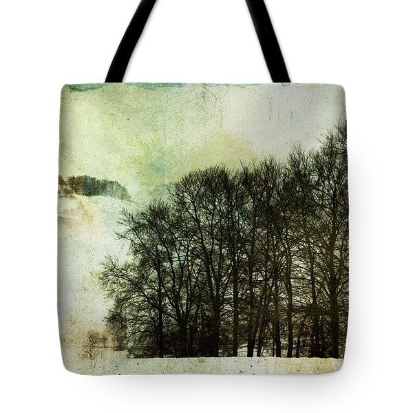 Winter Remembrances Tote Bag
