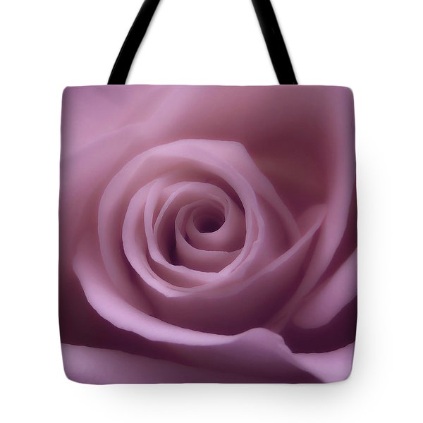 Winter Rose 7 Tote Bag