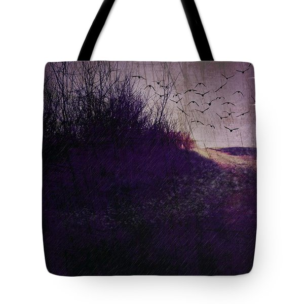 Winter To Spring The Promise Of New Life. Tote Bag