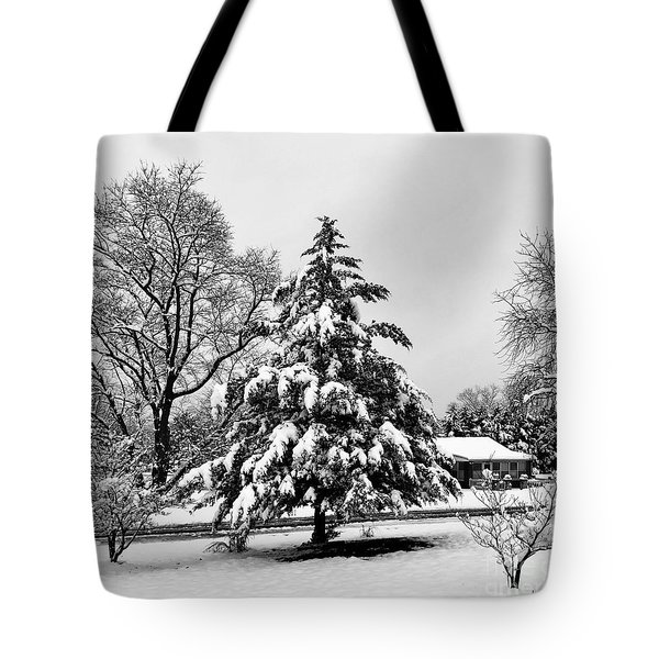 Winter Wonderland - 2017 Tote Bag