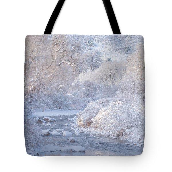 Winter Wonderland - Colorado Tote Bag