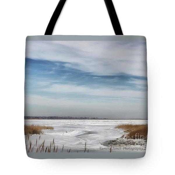 Winter Wonderland Tote Bag by Tamera James