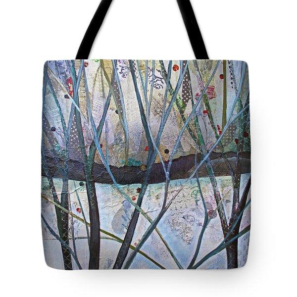 Winterlude Tote Bag