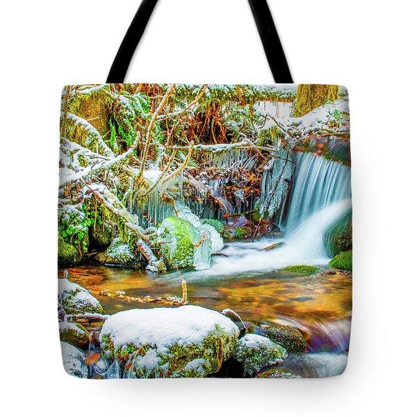 Winters Creek Tote Bag
