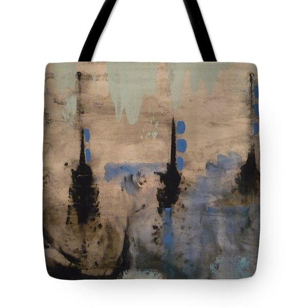 Winters Dream Tote Bag