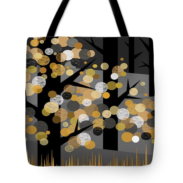 Winters Edge Tote Bag