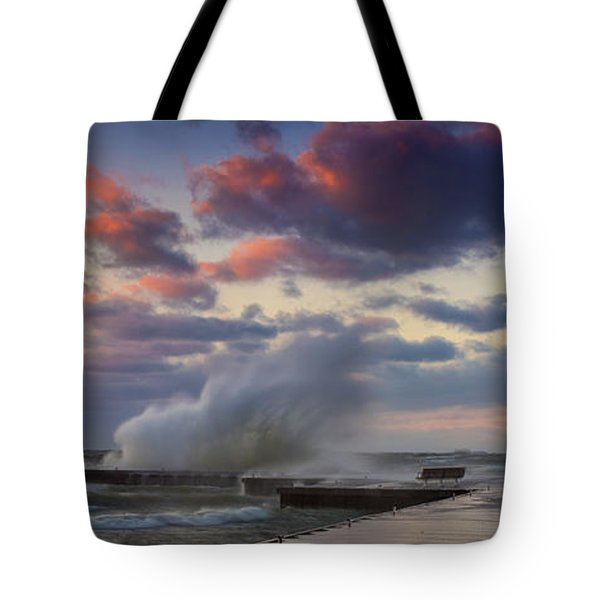 Winters Fury Tote Bag