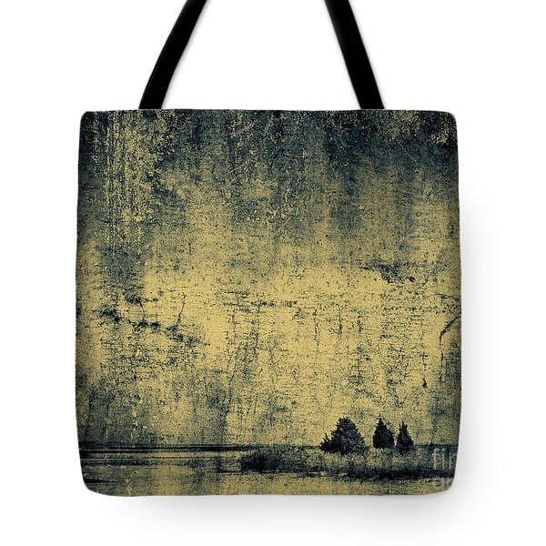 Winters Silence Tote Bag