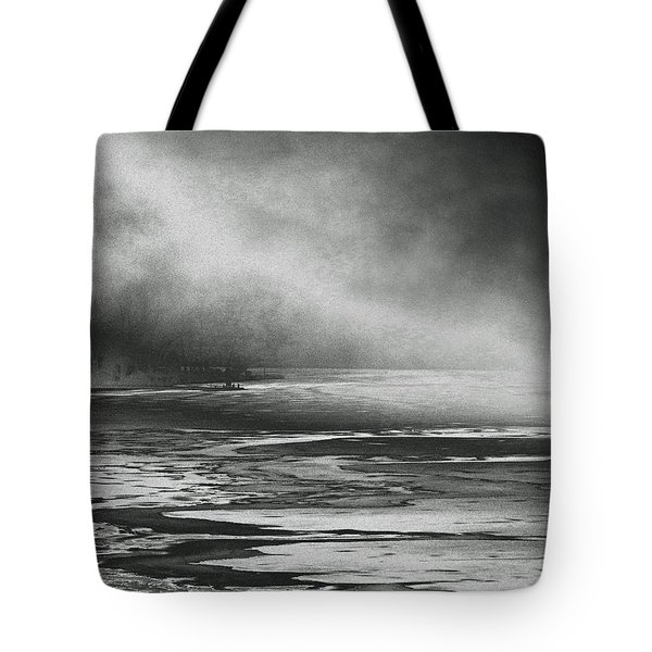 Winter's Song Tote Bag by Steven Huszar