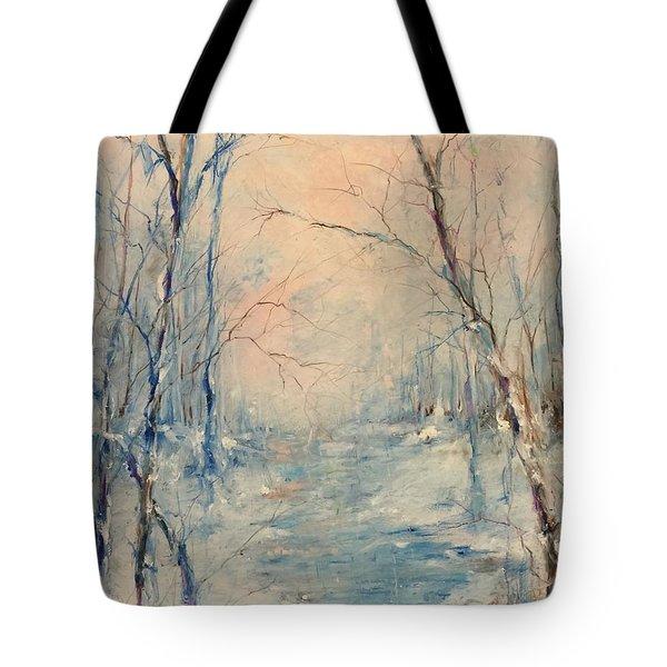 Winter's Soul Tote Bag