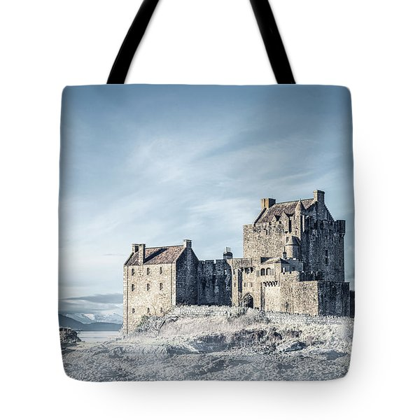 Wintertale Tote Bag