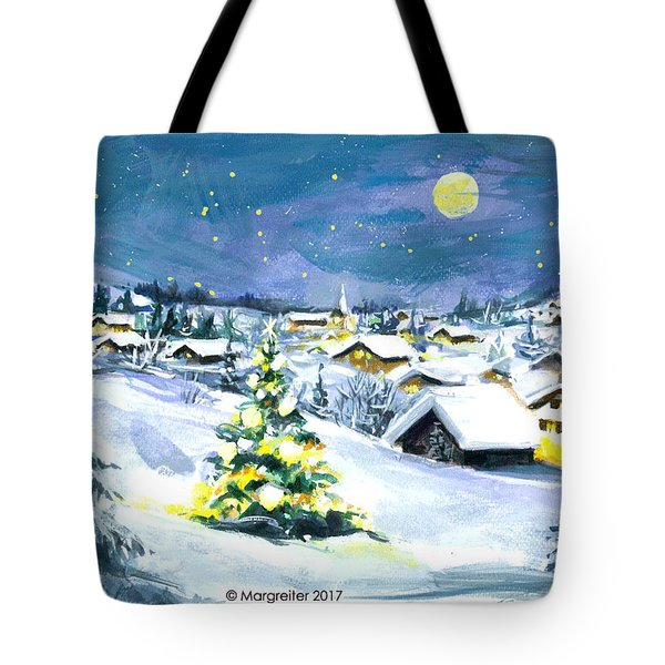 Winterwonderland Tote Bag