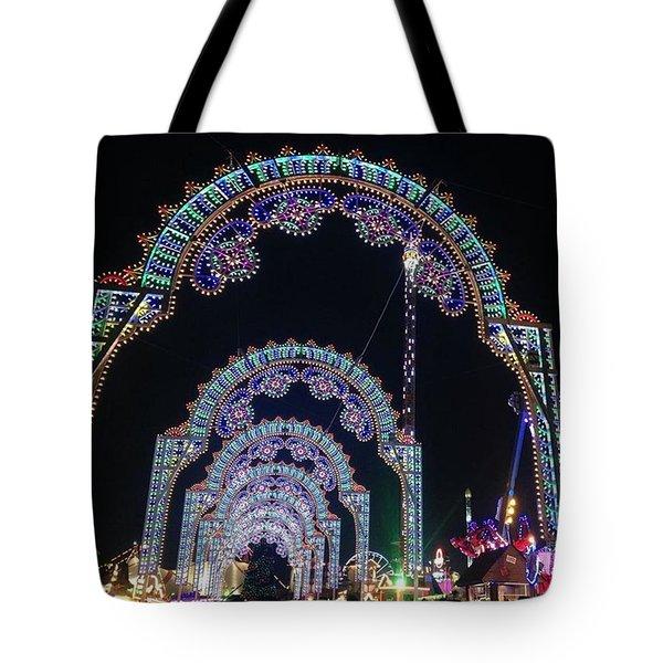 Christmas Winterwonderland Tote Bag