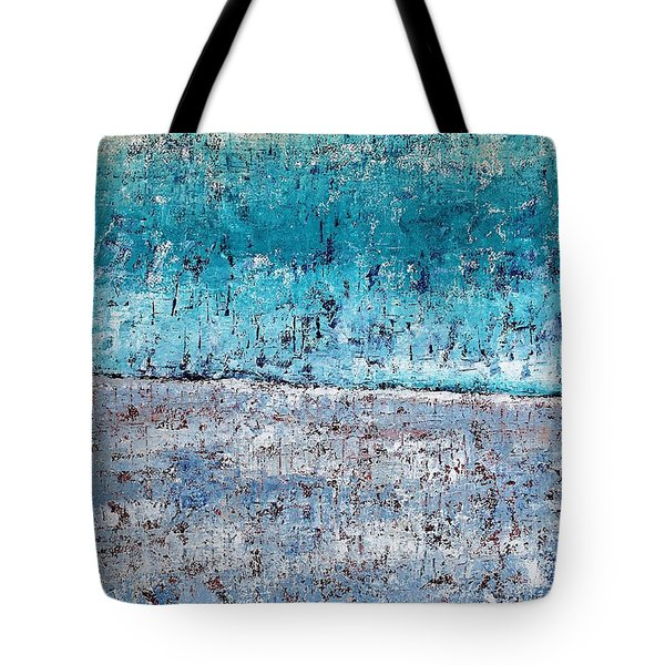 Wintry Mesa Tote Bag
