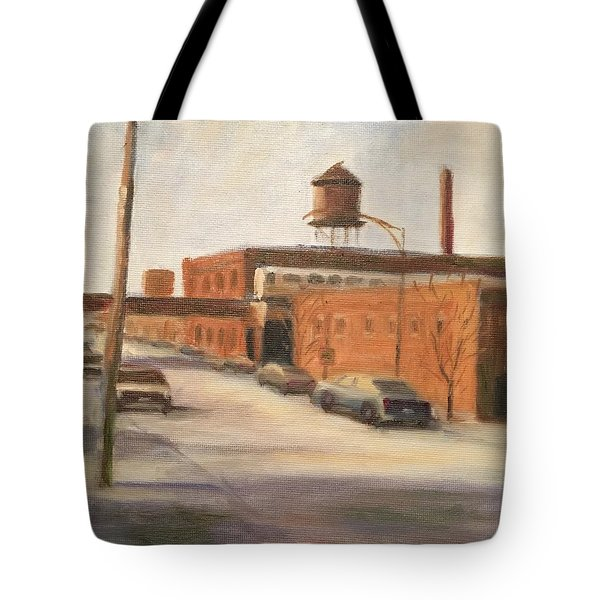 Wired And Ready Tote Bag